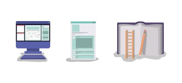 Ordinateur portable et ordinateur portable ebook