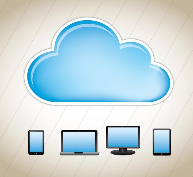 Ordinateurs en nuage