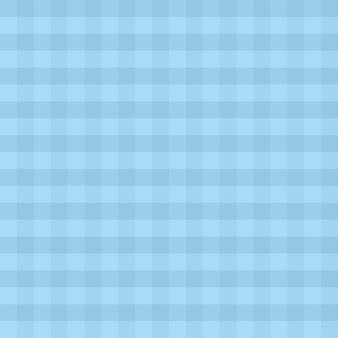 Ornement géométrique bleu clair.
