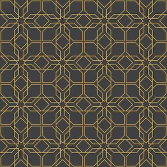 Ornements arabes. motifs, arrière-plans et fonds d'écran pour votre conception. ornement textile. illustration vectorielle.