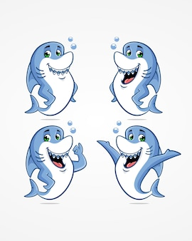 Orthodontie des requins