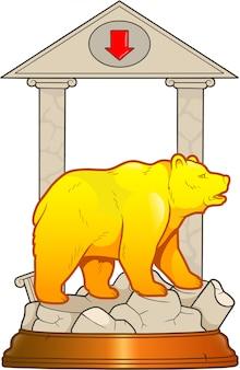 Ours de la bourse