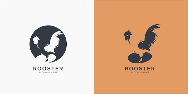 Ours panda silhouette logo design modèle icône concept logotype