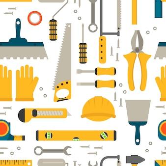 Outils de construction plats