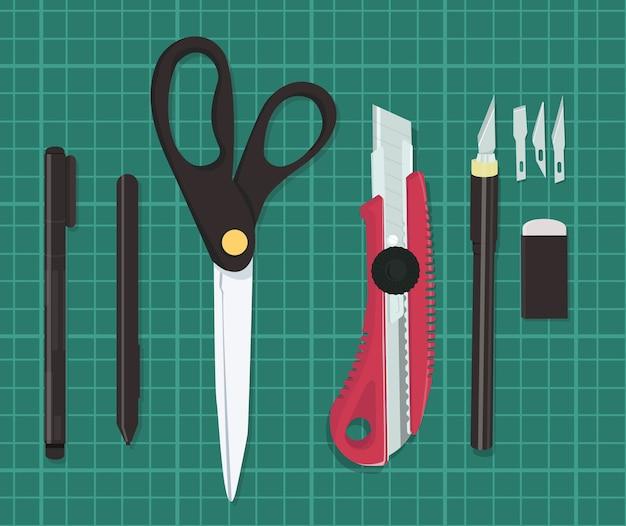 Outils de coupe indispensables