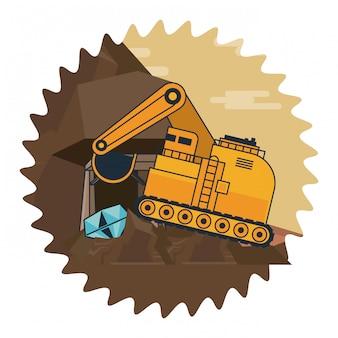 Outils et éléments miniers