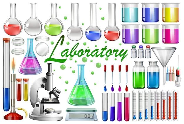 Outils de laboratoire et équipements