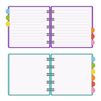 Ouvrir le bloc-notes pour les notes