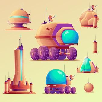 Ovni, vaisseaux spatiaux, stations de recherche spatiale