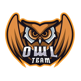Owl e sports logo