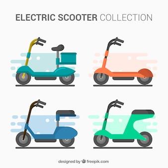 Pack amusant de scooters urbains