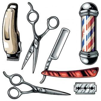 Pack barbier