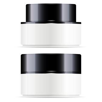 Pack de brillance crème cosmétique