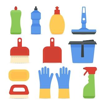 Pack d'équipement de nettoyage de surface
