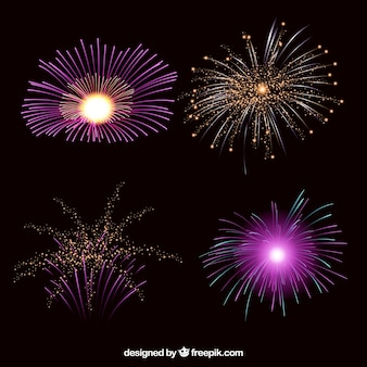 Pack de feux d'artifice
