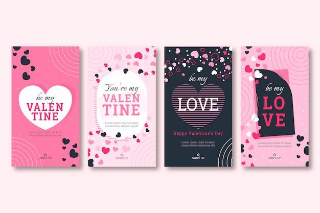 Pack d'histoire de la saint-valentin