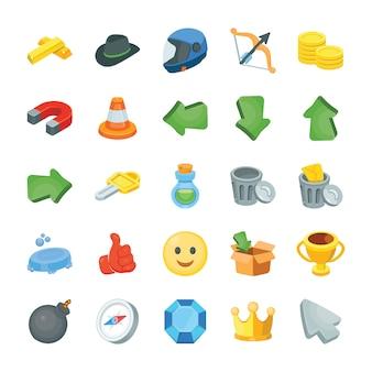 Pack d'icônes de jeu