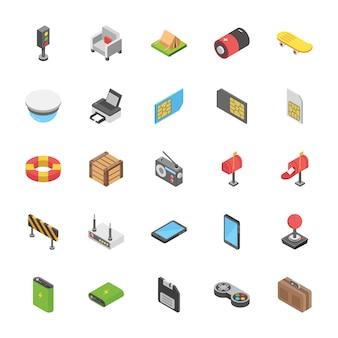 Pack d'icônes d'objets