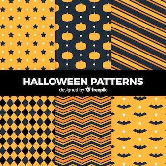 Pack de motifs d'halloween