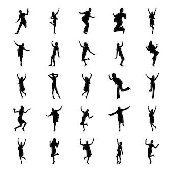 Pack de pictogrammes humains