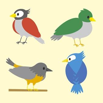 Pack robin design plat