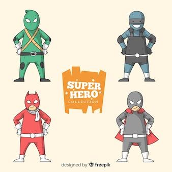 Pack de super-héros