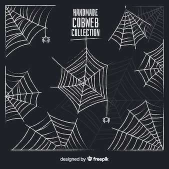 Pack de toile d'araignée d'halloween