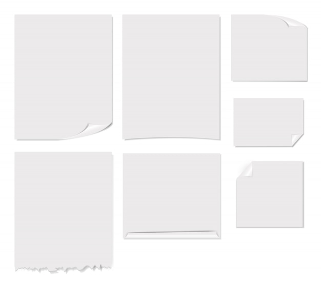 Page blanche blanche