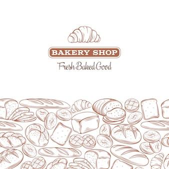 Page pour la boulangerie