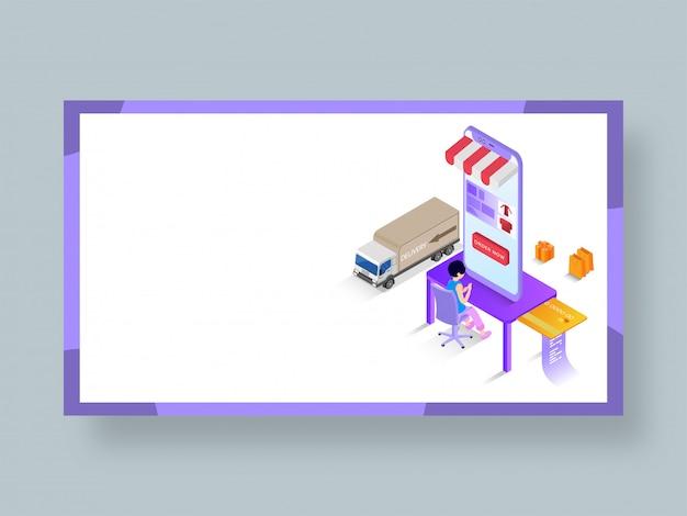 Page de renvoi ou modèle web adaptatif