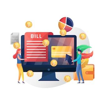 Paiement des taxes en ligne