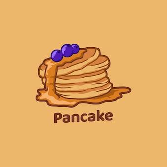 Pancake food sucré délicieux boulangerie