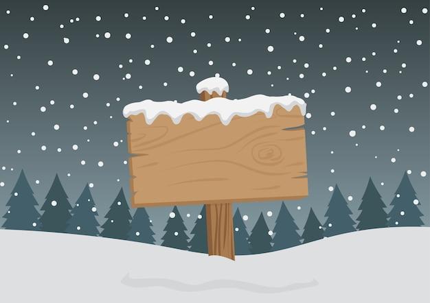 Panneau en bois blanc