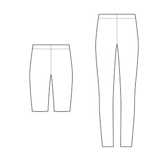 Pantalons leggings