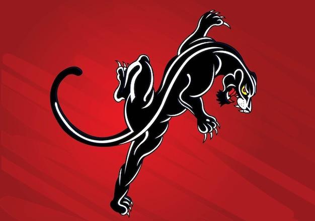 Panther vectoriel