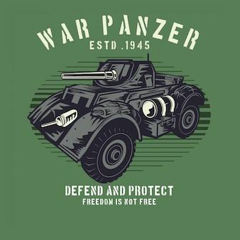 Panzer de guerre
