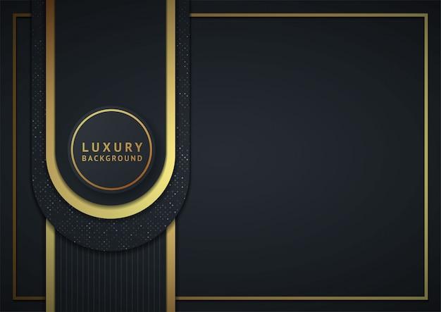 Papier d'art de luxe avec fond de toile de fond de paillettes