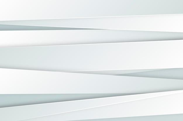Papier peint abstrait blanc minimaliste