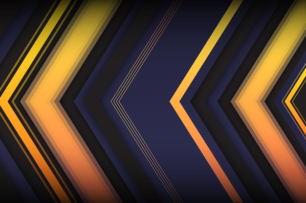 Papier peint formes géométriques