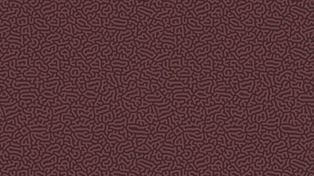 Papier peint organique turing abstrait
