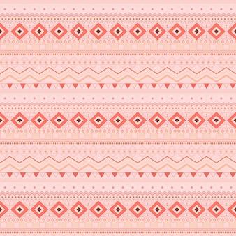 Papier peint tribal ethnique sans soudure