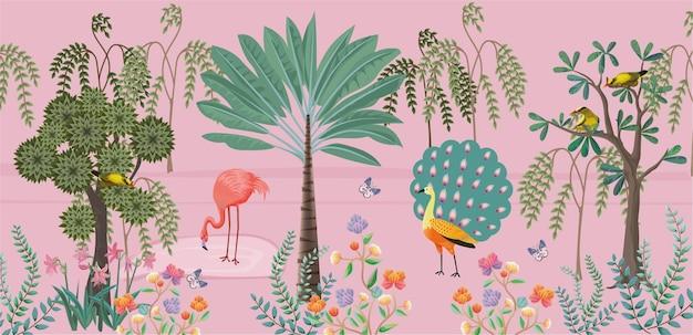 Papiers peints paysage forêt.nature forêt et arbres .