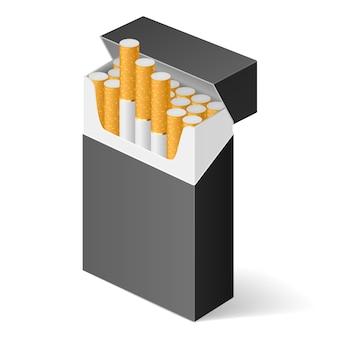 Paquet de cigarettes