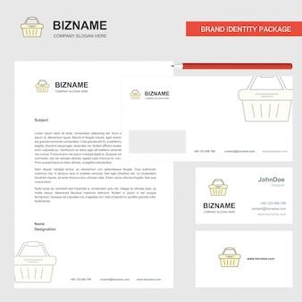 Paquet d'identité de marque
