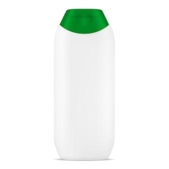 Paquet de shampooing cosmétique de bouteille de lotion