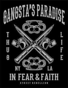 Le paradis des gangsters