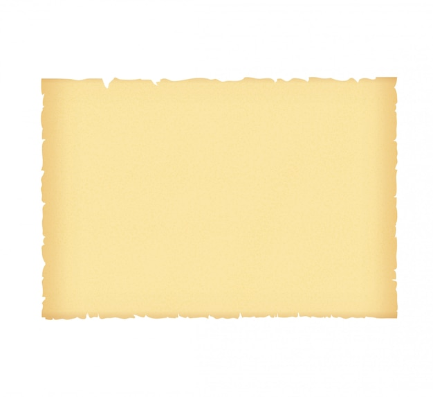 Parchemin ou vieux papier à grain.