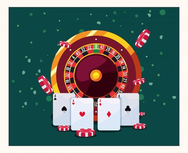 Paris de jeux de casino