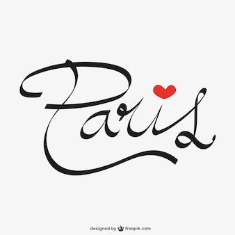 Paris nom de la ville