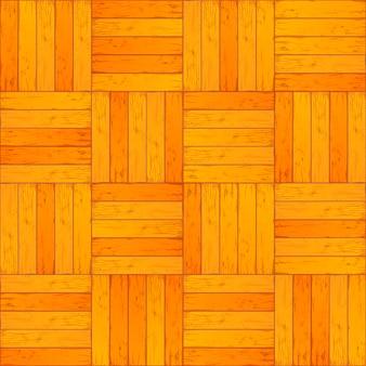 Parquet en bois de couleur